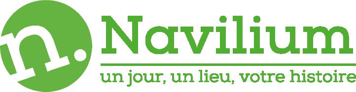 logo de navilium réseau social photo historique