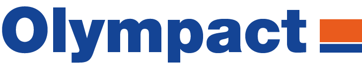 logo société Olympact communication extérieure et affichage publicitaire